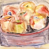 배동신|사과|1990|